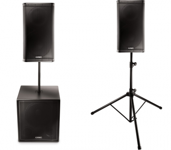 pa system hire image
